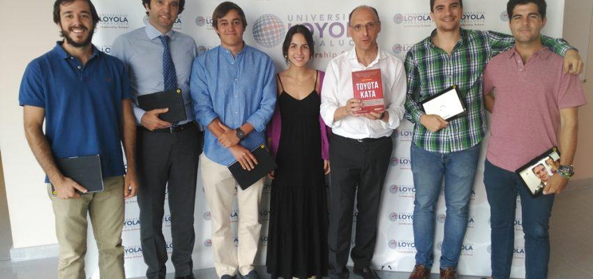 Lean Kata En La Universidad Loyola De Sevilla