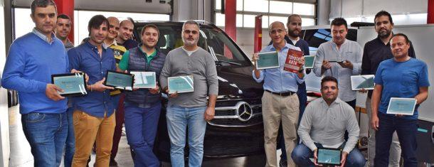Carlos Martín – FocusLeanKata – Mercedes Benz – Lean Kata