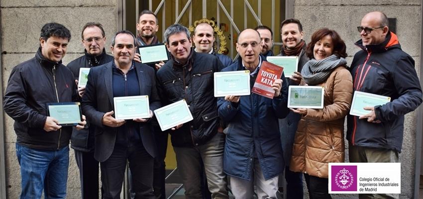 Lean Kata En El Colegio De Ingenieros Industriales De Madrid