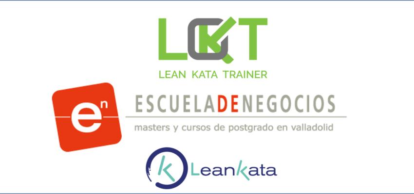 Lean Kata Trainer En El Executive Master En Organización De La Producción De Valladolid